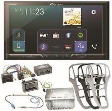 Pioneer SPH-DA230DAB Bluetooth Carplay Android Auto USB Einbauset für Opel Astra
