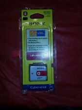 sony g type battery rechargeable np-bg1