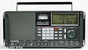 Grundig Satellit 800 Shortwave AM FM Radio Receiver DX or PROGRAM LISTENING UNIT