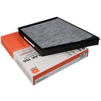 Original MAHLE /KNECHT Filter Innenraumluft Pollenfilter Innenraumfilter LAK 156