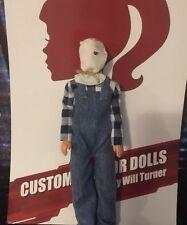 Sale! Jason Voorhees Custom Horror Doll Friday the 13th part 2 Ooak