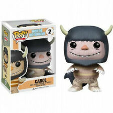 Funko Pop! Vinyl Books: Where the Wild Things Are Carol #2 VAULTED 2014 RELEASE