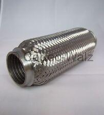 TUBO FLEX / Flexible TUBO DE ESCAPE 31 x 200mm para Por Ejemplo: quad-fahrzeuge