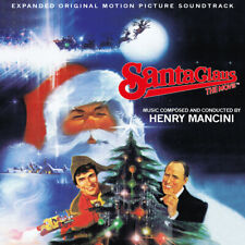 SEALED Santa Claus The Movie Limited Edition 3-CD Expanded Soundtrack Score OOP!