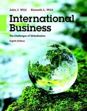 International Business : The Challenges of Globalization by Alverne Ball,...