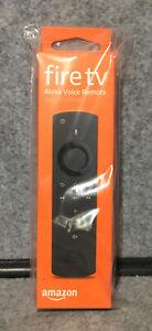 Amazon Fire TV Stick Alexa Voice REMOTE CONTROL ONLY 2ND GEN Power Volume 4K