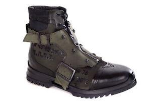 Diesel Herren Ancle Boots Stiefeletten D-KLOSURE MEN #532