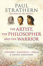 TheArtist, The Philosopher and The Warrior by Strathern, Paul ( Author ) ON Feb-
