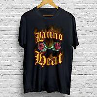 VTG Latino Heat WWF Eddie Guerrero T-Shirt Cotton 100% S-4XL Fast Shipping