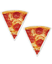 Pastease Pizza Slice Food Men Reusable Dancer Breast Nipple Cover Sexy Pasties