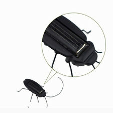 Novelty Magic Solar Powered Cockroach Fun Gadget Bug Toy Children Gift US