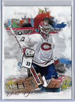 Patrick Roy 2019 Authentic Limited Edition Artist Signed Print Card 22 of 50.