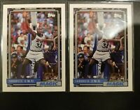 Investor Lot (x11) 1992-93 Topps SHAQUILLE SHAQ O'NEAL Rookie RC #362 Magic 🔥