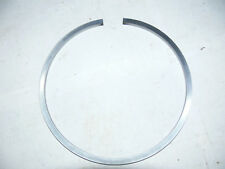 "HIT & MISS, STEAM, VINTAGE 6"" X 3/16"" CHROME COMPRESSION PISTON RING"
