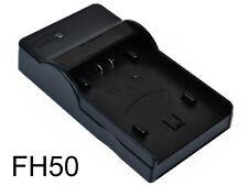 Battery Charger f/ Sony HDR-XR500VE HDR-XR520 HDR-XR520E HDR-XR520V HDR-XR520VE