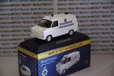 VOITURE BRITISH POLICE CARS FORD TRANSIT MK 1 ATLAS 1/43 EME
