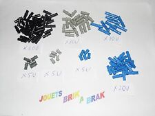 Lego lot connecteurs technic pin goupill  ref 32002 6558 4274 3749 2780 3673