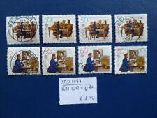 BRD 1979, Europa: Geschichte des Post- & Fernmeldewesens, Mi 1011,1012,o je 4 x