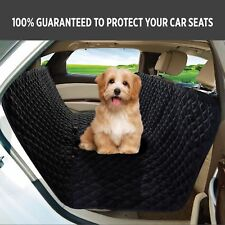 Waterproof Car Rear Back Seat Cover Pet Dog Cat Protector Travel Hammock Mat