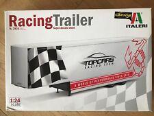 +++ Italeri 1:24 Racing Trailer 3936