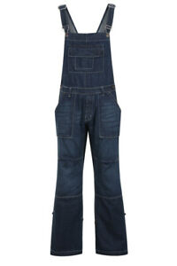 Denim Dungarees Loose Fit, Rockabilly Dungarees, Retro Dungarees, 40s 50s Casual