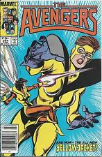 Avengers #264 Newsstand Ed. (Feb. 1986) VF Copper Age Marvel Comic ID#1892