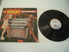 LA BOUM DES COPAINS LP JOHNNY HALLYDAY HARDY DUTRONC