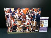 JOE HADEN FLORIDA GATORS SIGNED 8X10 PHOTO W/JSA COA T42754