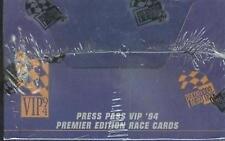1994 PRESS PASS VIP RACING SEALED BOX