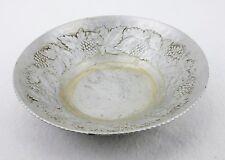 """Vintage Forged Aluminum Round Dish #340 Everlast Forged Aluminum Vintage 8"""" bowl"""