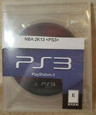 NBA 2K13 (Sony PlayStation 3, 2013)