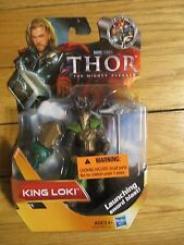 "Thor the Might Avenger KING LOKI 3.75"" Marvel Universe 2011 Infinite"