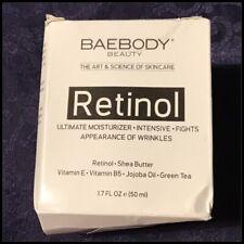 Baebody Retinol Moisturizer Cream with Retinol, Jojoba Oil & Vitamin E 1.7oz
