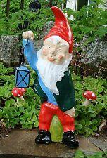 Garden Gnome ~ Oliver ~ Handmade by Pixieland (Concrete)