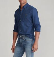 Polo Ralph Lauren Slim Fit Shirt Brand New Button Down Men's Shirt
