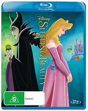 Sleeping Beauty (Blu-ray, 2014) NEW