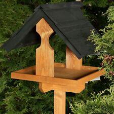 Sarre Black Wild Garden Bird Table 🚚 Fast & Free Delivery🚚