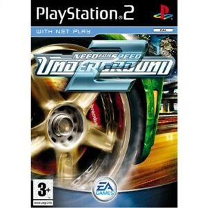 JUEGO PS2 NEED FOR SPEED UNDERGROUND 2 PS2 6448497