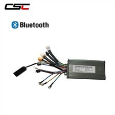 48V 18 Mosfet Electric Bicycle Controller 1500W Sine Wave Controller Bluetooth