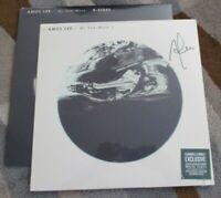 New! Autographed AMOS LEE VINYL BUNDLE ~ MY NEW MOON SIGNED LP + LTD ED B-SIDES