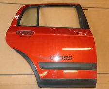 Puerta trasera derecha Cristal N8 Tango Naranja Rojo Hyundai Getz TB Año fab. 08