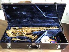 Yamaha YTS-62 Purple Label Tenor Saxophone Amazing Condition!! Beautiful Sax