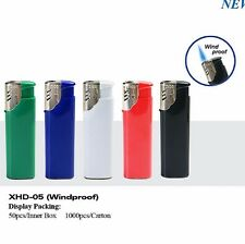 Zico gas refillable electronic windproof lighter high quality free post
