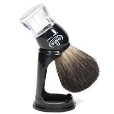 Pennello da barba  puro tasso 63167  OMEGA  supporto plastica