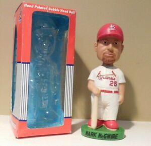 Mark McGwire St Louis Cardinals 7'' Bobblehead Bobble Head new box