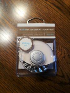 NEW Martha Stewart Crafts Rotary Cutter (Pinking Cut)