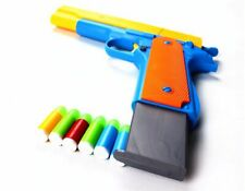 Children's Toy Gun Classic Colt Pistol M1911 Kids Dart Guns Soft Bullet Outdoor