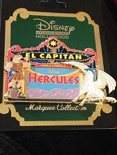 Disney DSF DSSH Animation Celebration Hercules Pegasus Marquee Pin LE 300