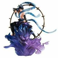 MegaHouse G.E.M. Series Remix Naruto Shippuden Sasuke Uchiha Raijin from Japan