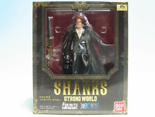 [FROM JAPAN]Figuarts Zero One Piece Shanks Strong World Ver. Figure Bandai